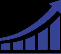 成長グラフのアイコン